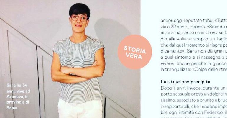 Intervista alla vice-direttrice di Lisclea per Starbene