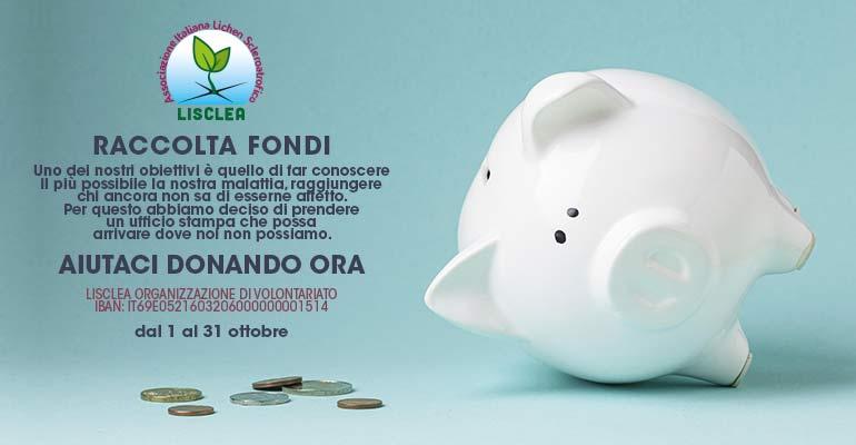 raccolta fondi